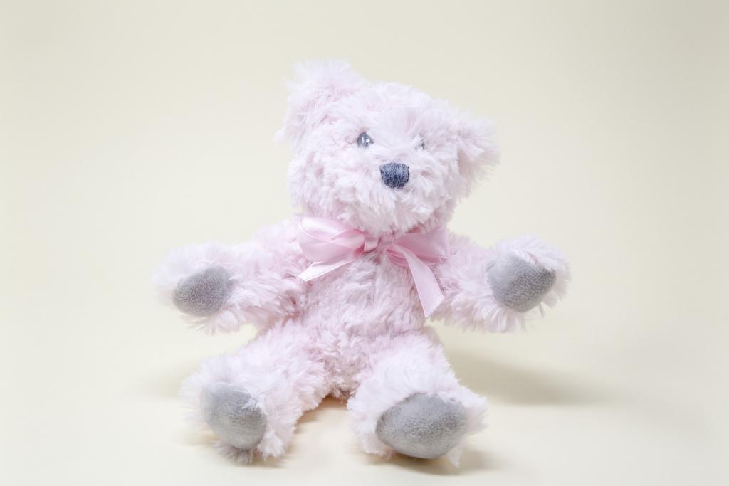Demdaco_Bear-Pink