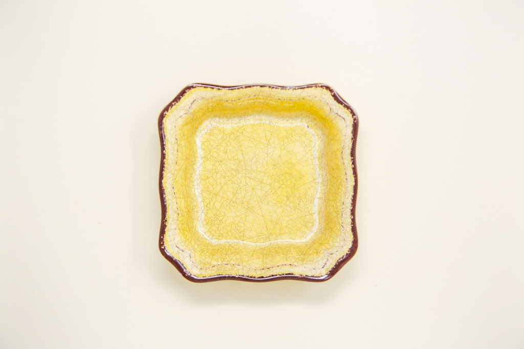 Le_-Cadeux_Mini-Dish_Yellow